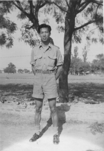 Raymond Chan in India
