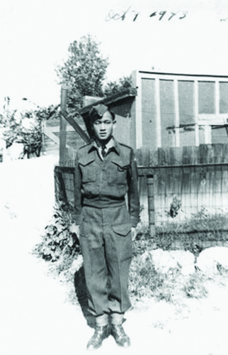George Hong, Army, Killed in Action Sept 8, 1944