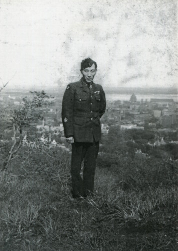 Harry Gong - RCAF and RAF pilot