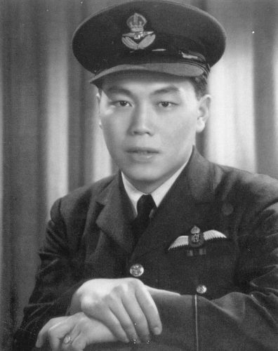 Wilson Lee, RCAF, WWII