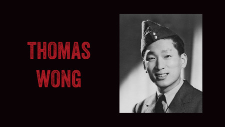 One of the first Chinese Canadians to be accepted into the RCAF.