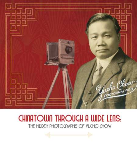 Chinatown through a wide lens : the hidden photographs of Yucho Chow