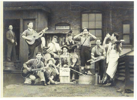 The Chinatown Hillbilly Band