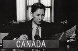 Douglas Jung | Chinese Canadian Military Museum Society